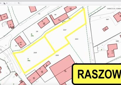 działka na sprzedaż - Lubin (gw), Raszowa