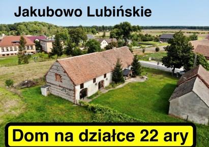 dom na sprzedaż - Przemków (gw), Jakubowo Lubińskie